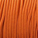 Paracord 425 Type II (3mm), orange yellow #044-Тype2