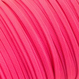 Coreless Paracord, sofit pink #315-H, (полый шнур)