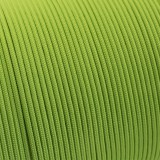 Paracord 425 Type II (3mm),  fluo green #017-Тype2