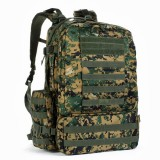 Большой тактический рюкзак 3-day Assault Pack Red Rock Diplomat 52, woodland digital, 52 л