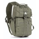 Тактический однолямочный рюкзак Red Rock Rambler Sling 16, Olive Drab, 16л
