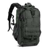 Тактический штурмовой рюкзак Red Rock Summit 23, Black, 23л