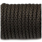Paracord 550, black snake #308