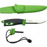 Нож-огниво Light My Fire FireKnife, green