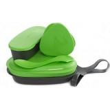 Набор посуды для туризма Light My Fire LunchKit green