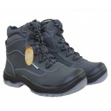 "Тактические мужские ботинки MIL-TEC Work Boots 8"" Black"