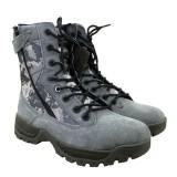 Тактические мужские ботинки MIL-TEC TACTICAL BOOT TWO-ZIP ACU