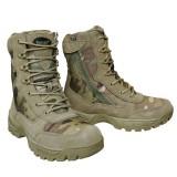 """Тактические мужские ботинки MIL-TEC SQUAD STIEFEL 8"""" Multicam"""