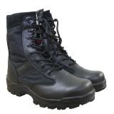 Тактические мужские ботинки MIL-TEC SECURITY STIEFEL Black