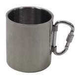 Чашка с карабином Max Fuchs Steel