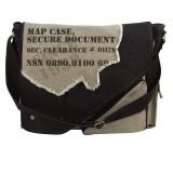 Сумка Rothco Vintage Canvas Two-Tone Imprinted Map Bag