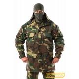 Куртка Brotherhood Tactical,  woodland