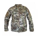 Куртка без капюшона Shark Skin Soft Shell Multicam