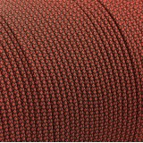Paracord 550 red snake #262