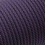 Paracord 550 purple snake #267