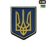 M-TAC нашивка герб Украины ПВХ