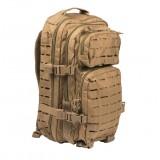Рюкзак штурмовой Mil-Tec Assault LazerCut (Coyote, 36 л.)