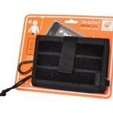 HAZARD 4 Кошелек с отделением под телефон MILL IWALLET BLACK