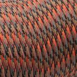 Paracord 550 lava #302