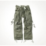 Брюки SURPLUS VINTAGE FATIGUES TROUSERS Olive