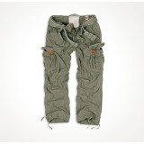 Брюки SURPLUS PREMIUM VINTAGE TROUSERS Olive