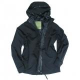 Куртка влагозащитная US JACKET TRILAMINAT Black