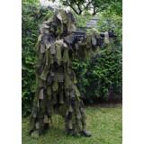 Костюм маскировочный гили OAK LEAF 3D Woodland