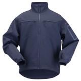 Куртка тактическая для штормовой погоды 5.11 Tactical Chameleon Softshell Jacket Dark Navy