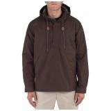 Куртка анорак тактическая 5.11 TACLITE® ANORAK JACKET Brown