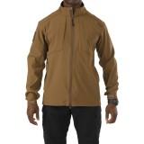 Куртка тактическая для штормовой погоды 5.11 SIERRA SOFTSHELL Brown