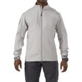 Куртка тактическая для штормовой погоды 5.11 SIERRA SOFTSHELL Steam