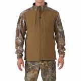 Куртка тактическая для штормовой погоды 5.11 REALTREE COLORBLOCK SIERRA SOFTSHELL