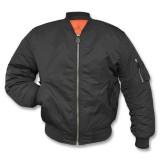 Куртка лётная MA1 Black