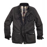 Куртка демисезонная SURPLUS XYLONTUM OUTDOOR JACKET Black
