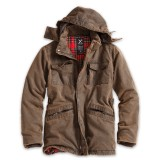 Куртка зимняя SURPLUS XYLONTUM SUPREME JACKET Brown