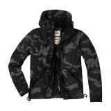Куртка демисезонная SURPLUS NEW SAVIOR JACKET Black Camo