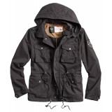 Парка SURPLUS PARKA Black