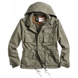 Парка SURPLUS PARKA Olive