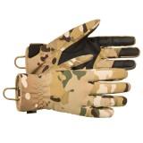 Перчатки демисезонные влагозащитные полевые CFG Multicam