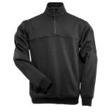 Реглан тактический 5.11 1/4 Zip Job Shirt Black