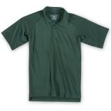 Футболка Поло тактическая с коротким рукавом Performance Polo - Short Sleeve, Synthetic Knit Green