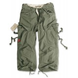 Шорты SURPLUS ENGINEER VINTAGE 3/4 Olive