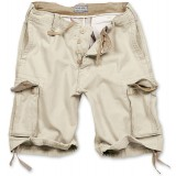 Шорты SURPLUS VINTAGE SHORTS WASHED Beige