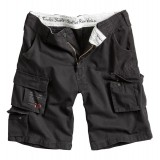 Шорты SURPLUS TROOPER SHORTS Black