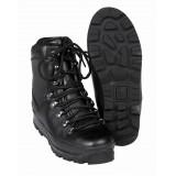 Ботинки горные Эдельвейс DINTEX с утеплителем, Black