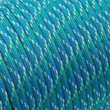 Paracord 550 ocean green camo #339