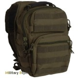 Рюкзак через плечо Assault 8,5л (Olive)