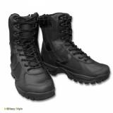 Ботинки PATROL на молнии (Black)