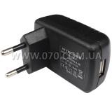 Адаптер 220V -> USB для зарядки фонарей Nitecore (2A)