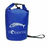 Водонепроницаемая сумка Oceantag Blue 15L
